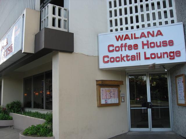Photo at Wailana Coffee House