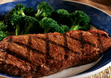 Grilled Center-Cut New York Strip Steak at Red Lobster