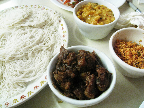 Priyani Ceylon Cafe Menu Amp Reviews Northridge Los