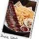 Dixie Style Baby Back Ribs - Dixie Style Baby Back Ribs at Bubba Gump Shrimp Co. Restaurant & Market