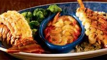 NEW Harborside Lobster and Shrimp at Red Lobster