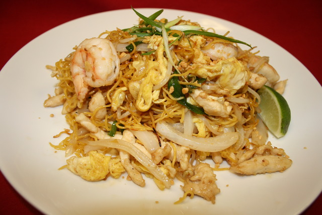Photo of Crispy Pad Thai Noodles