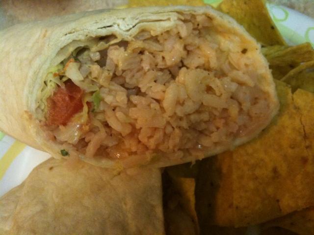 Photo of Shrimp burrito