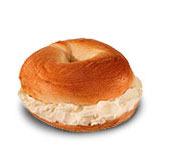 Dish at Dunkin' Donuts