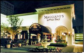 Exterior at Maggiano's Little Italy