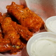 Hot LemonPepper Wings! $6.49 - 10pc Wings at B Q Wings