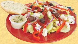 Greek Salad at Big Mamma's & Pappa's Pizza