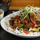 Mongolian Beef - Mongolian Beef at Stir Crazy Cafe