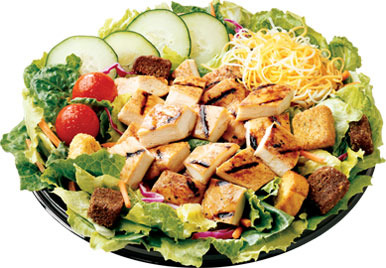 Photo of Charbroiled Chicken Salad