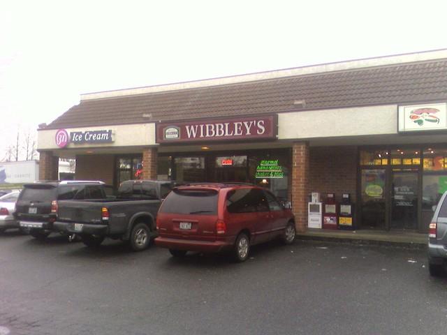 Photo at Wibbley's Gourmet Hamburgers