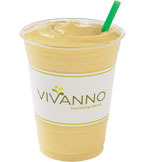 Orange Mango Banana Blend at Starbucks Coffee