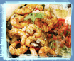 Dish at Baja Sharkeez