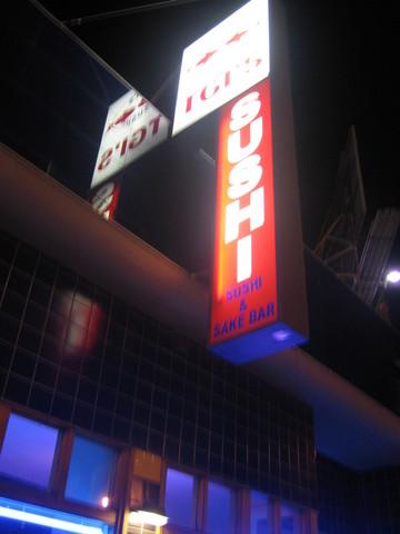 Photo at TGI's Sushi