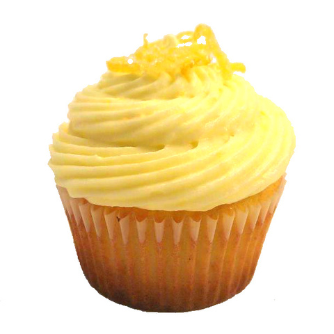 Lemon Lover Cupcakes at Cupcakes on Command