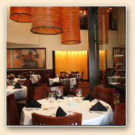 Interior at Fogo de Chao