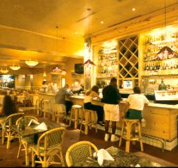 Interior at Market City Caffe