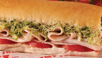 TURKEY TOM® at Jimmy John's