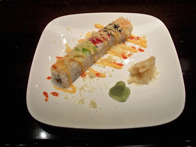 DYNAMITE ROLL at Arisu Japanese Cuisine