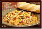 Tomato Basil Pasta at la Madeleine