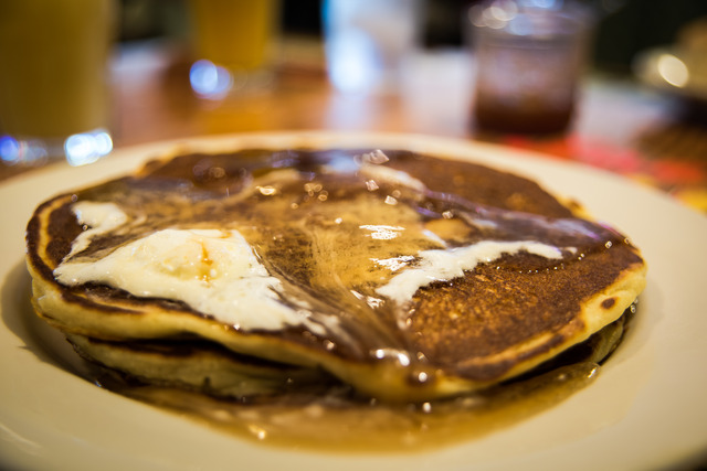 Best Pancakes in Phoenix! - Short Stack Pancakes at Joe's Diner