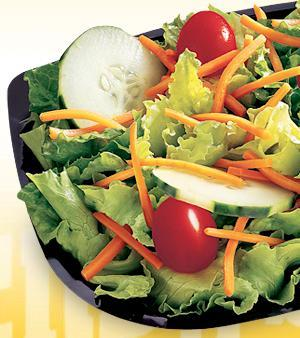 Side Salad at Friendly's