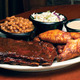 Ribs & Wings at Sticky Fingers Restaurant & Bar