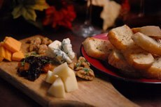 Cheese Board at Cafe CiBon