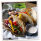 Native Cafe's signature dish. You've got to try this one! - The Original Florida Fish Tacos at Native Cafe