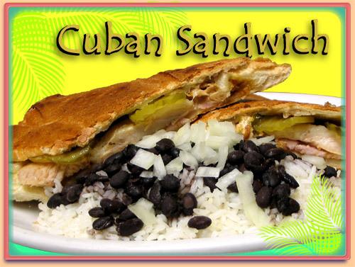A Cuban Tradition - CUBAN SANDWICH at Ramirez Restaurant