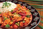 Fiery Kung Pao Shrimp at Elephant Bar Restaurant