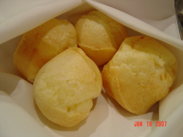 Photo of cheese bread