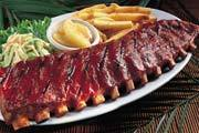 Photo of Kona BBQ Pork Ribs