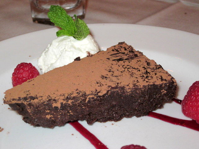 Photo of Flourless Chocolate Espresso Cake