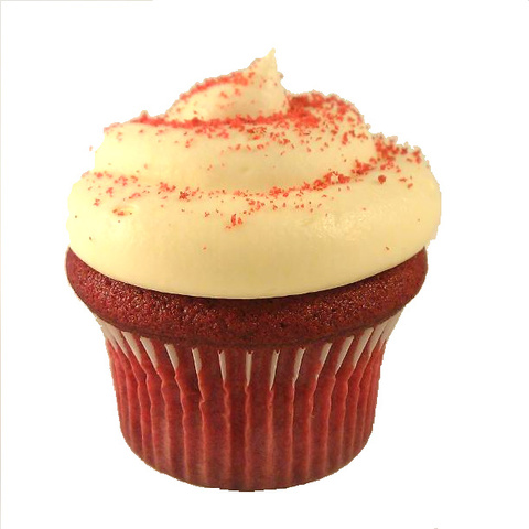 Red Velvet Cupcakes at Cupcakes on Command