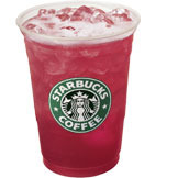 Tazo® Passion™ Shaken Iced Tea Lemonade at Starbucks Coffee