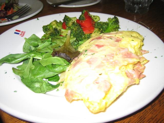 Photo of Omelette du Jour