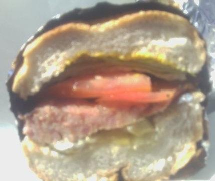 Polish Sausage at columbia restaurant