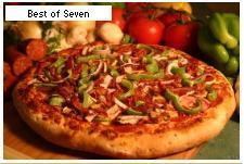 Dish at Lampost Pizza