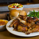 FAMILY PACK - FAMILY PACK at Cowboy Chicken Wood Fried Rotisserie