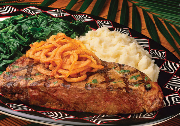 Photo Of Center Cut New York Steak