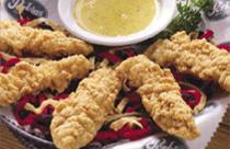 Chicken Tender Crisps at Perkins Restaurant