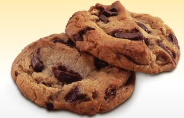 Gourmet Chocolate Chunk Cookies at Arby's