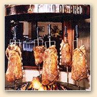 Dish at Fogo de Chao