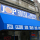 Exterior at JP House of Pizza