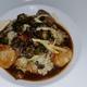 Scallops and risotto at North Star American Bistro