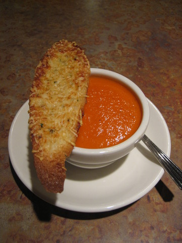 Photo of Tomato basil soup