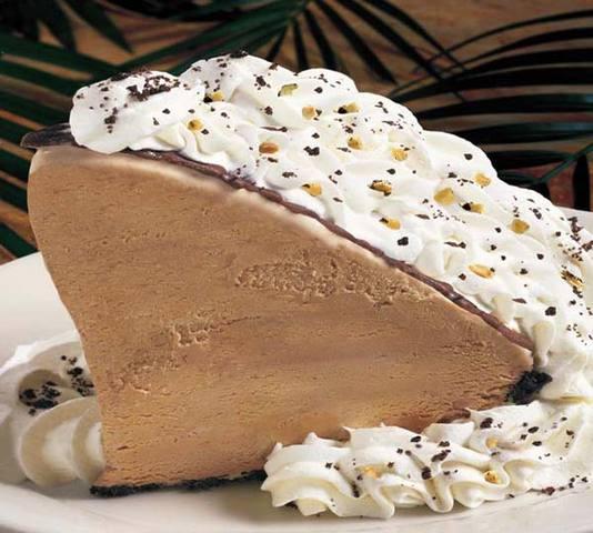Elephant Bar Ice Cream Mud Pie at Elephant Bar Restaurant