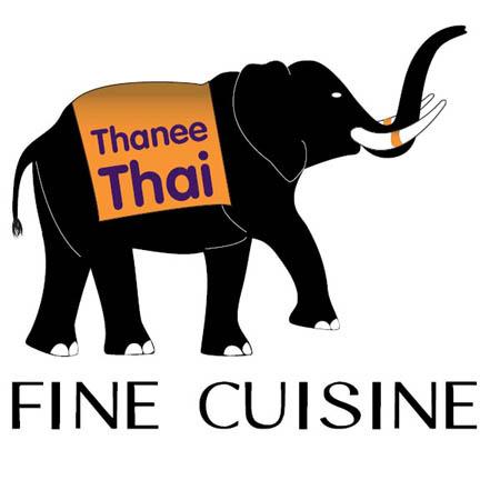 Logo at Thanee Thai