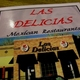 Restaurant Menu at Las Delicias IV