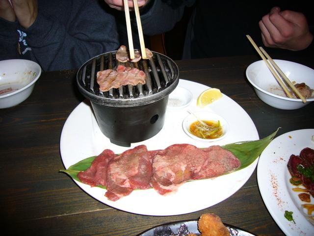 Guu-Tongue at Kitanoya Guu